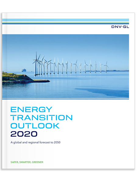 Energy Transition Outlook 2020 report cover