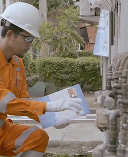 PGN Indonesia: turning gas network data into valuable insight with Synergi Gas