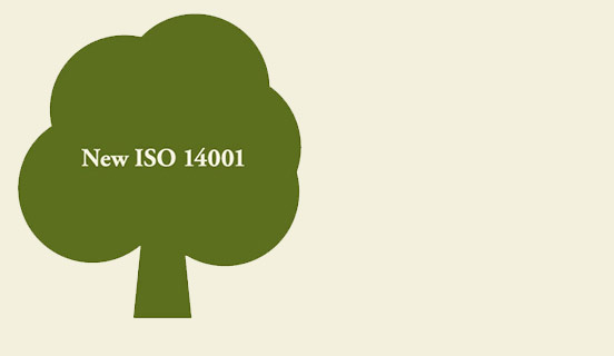The new ISO 14001